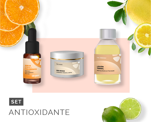 Set Antioxidante